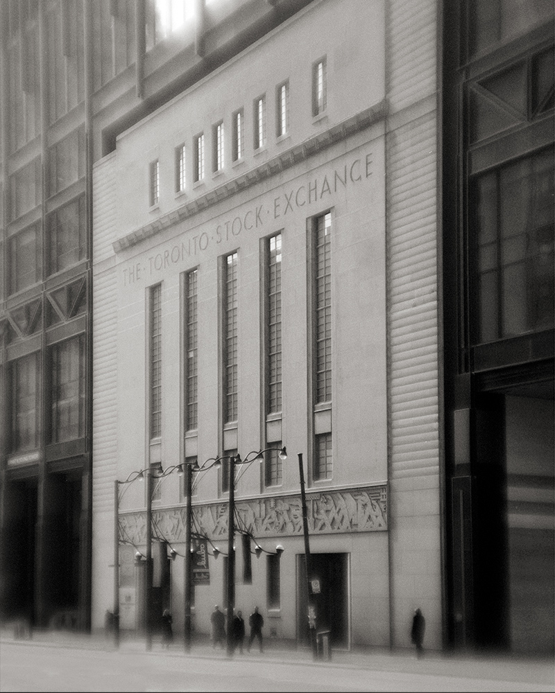 Old Toronto Stock Exchange